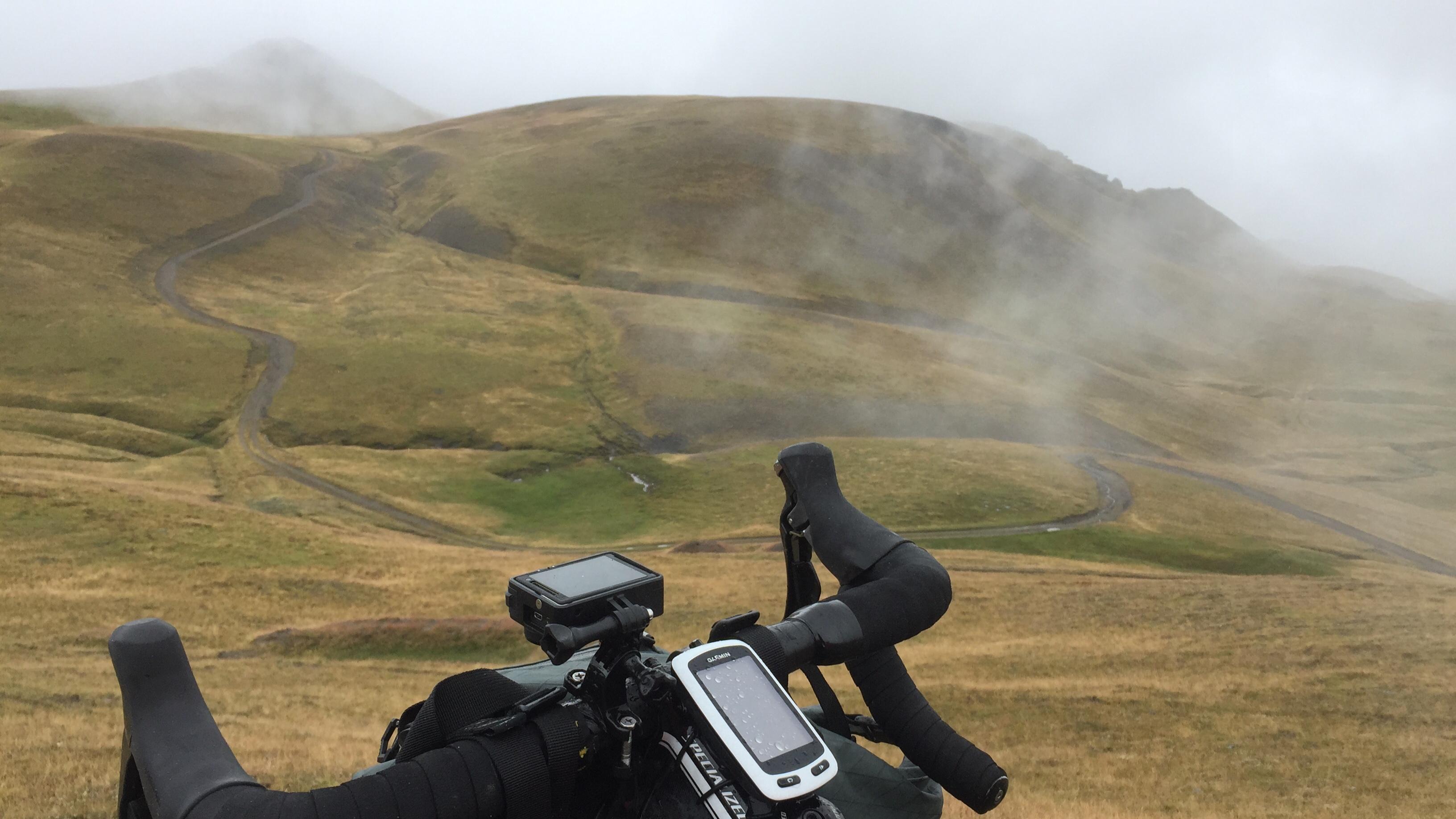 Fog cleared